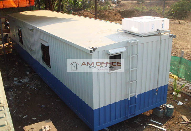 Mobile office cabin manufacturers bangalore